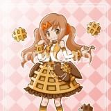 ワッフルクッキーちゃん