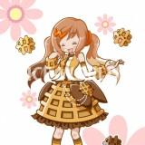 ワッフルクッキーちゃん2