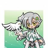 白フクロウちゃん