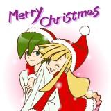 クリスマスイラスト2