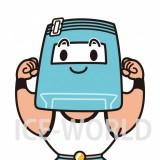 圧縮袋キャラクター2